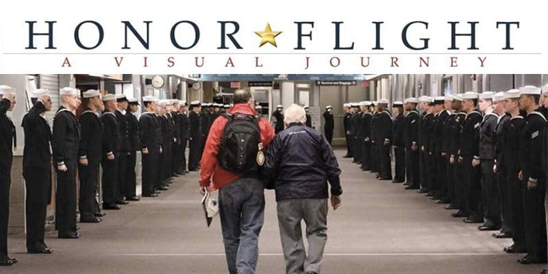 Utah Honor Flight Photos