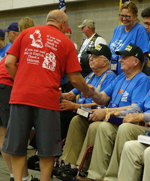 Utah Honor Flight Volunteer Applications